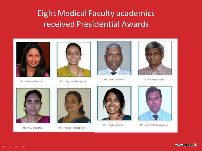 sjp medical fac presidential awards