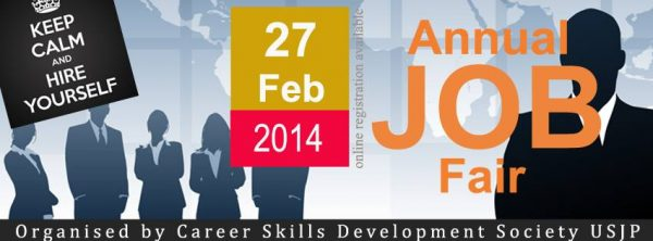 Annual Job Fair 2015