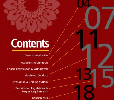 Humanities Faculty Prospectus 2015