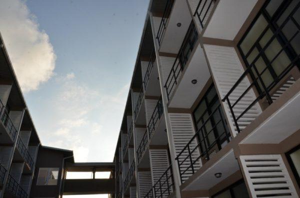 New Hostel Complex