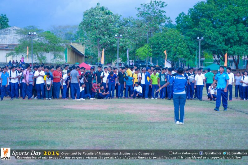 sports day 2015 Management Faculty