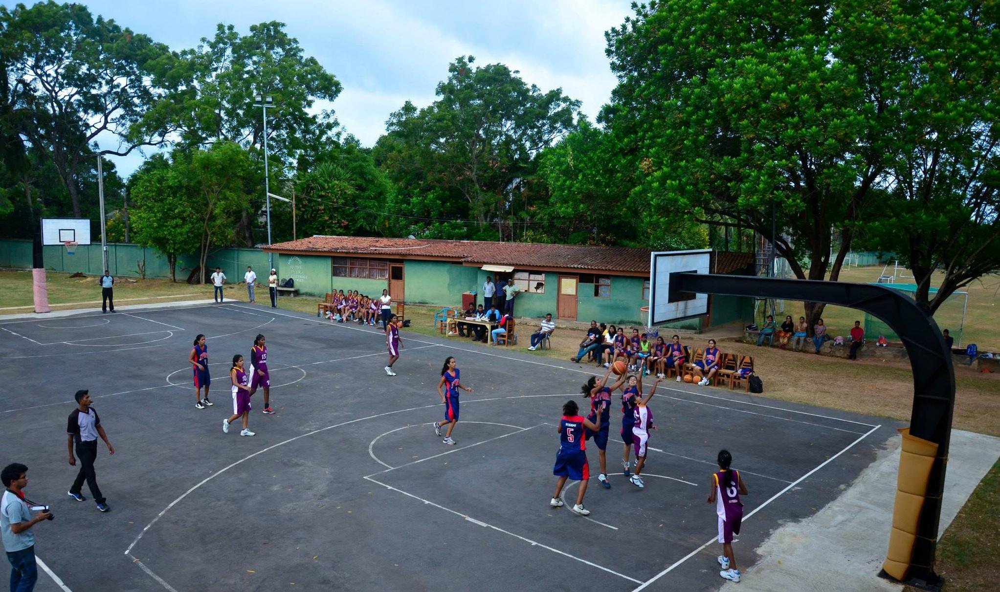 japura basket ball