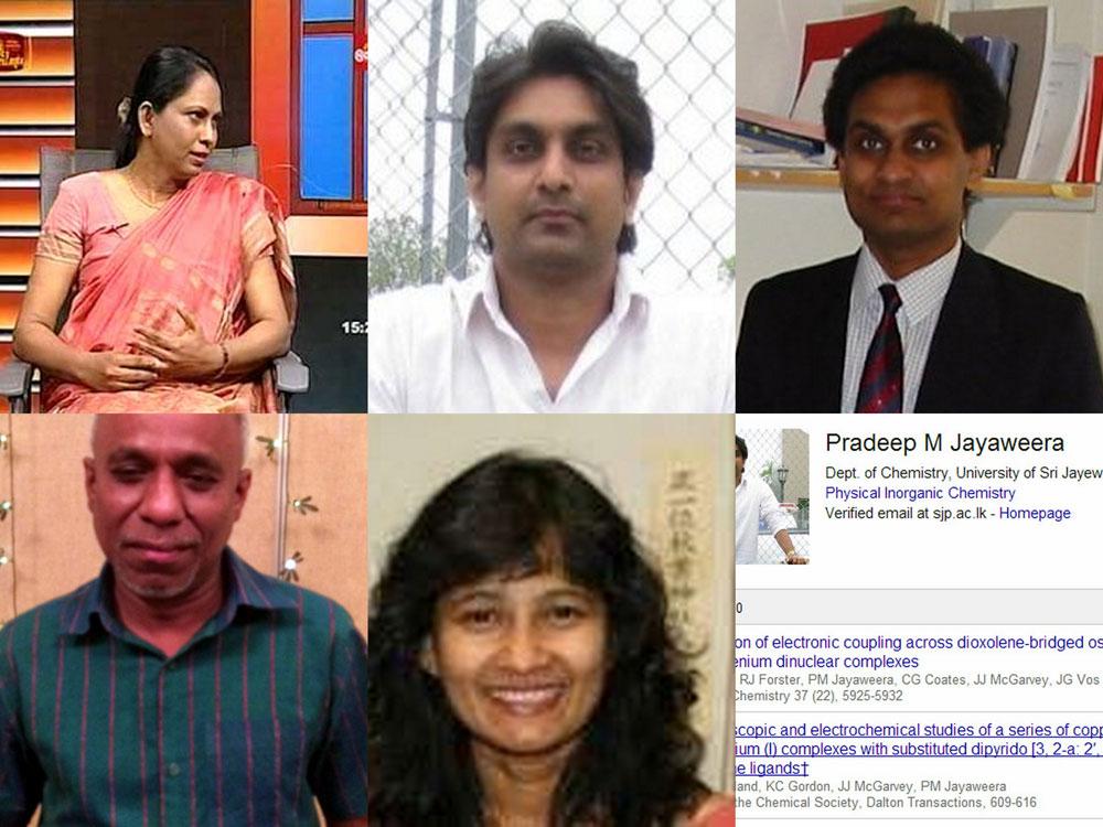 Webometrics-researchers-Jayewardenepura