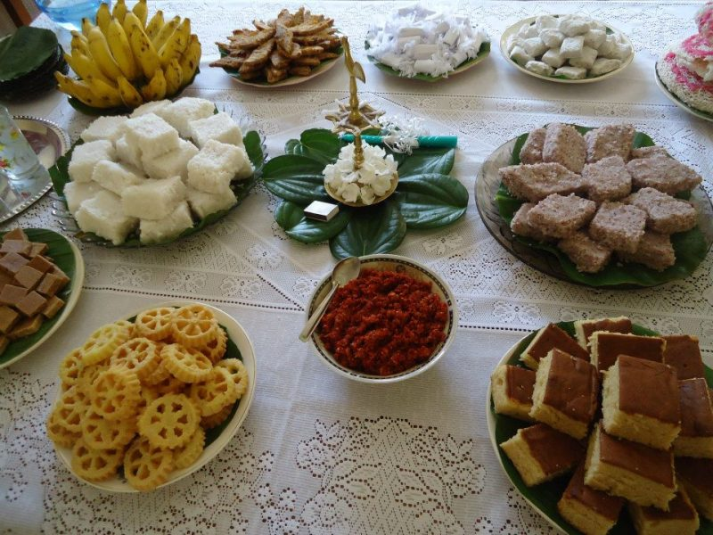 new-year-table-haritha-wasanthaya-jayewardenepura-university[1]