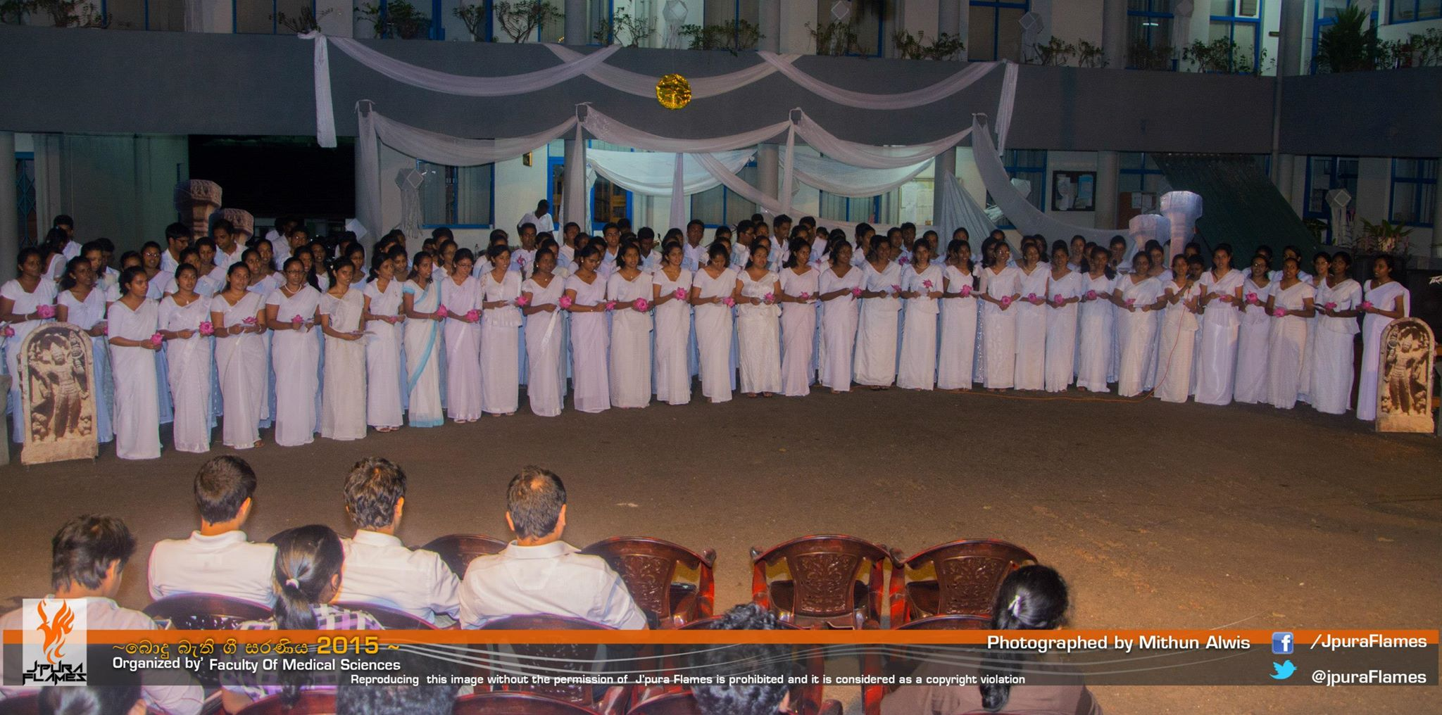 Devotional Songs Night Medical faculty