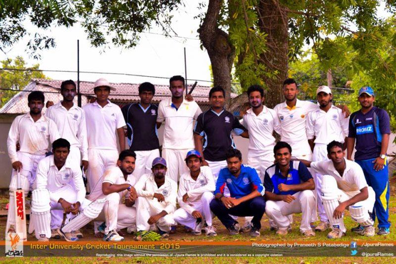 Jayewardenepura cricket team
