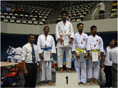 Kavindu Thiyambarawatta Karate