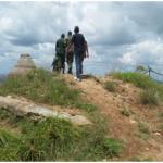 thoppigala pagoda ruins