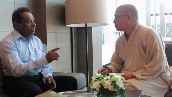 Dr Dhanaplala Buddhist interview Thailand