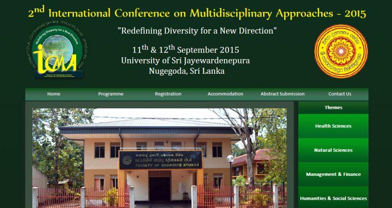 ICMA conference website