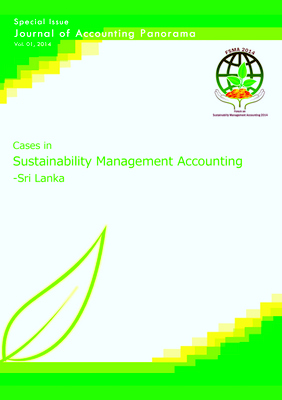 Accounting Cover page