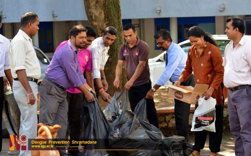 dengue prevention shramadana