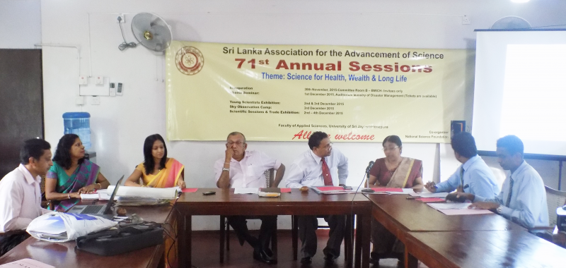 SLAAS Press conference