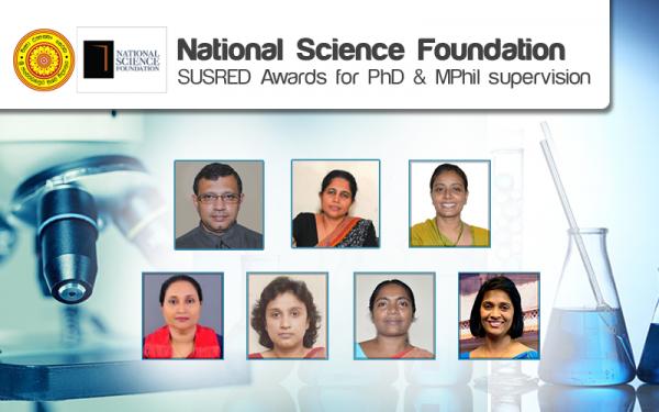 NSF University of sri jayewardenepura