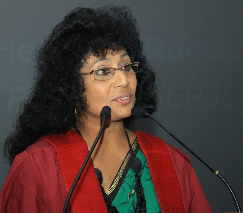 Prof Hemanthi Ranasinghe Dean Graduate Studies
