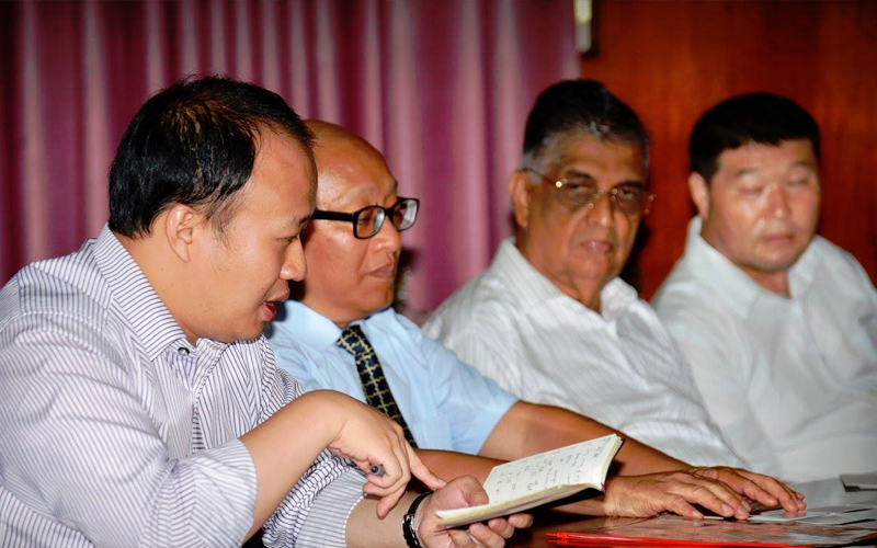 Visit of the Delegation from China