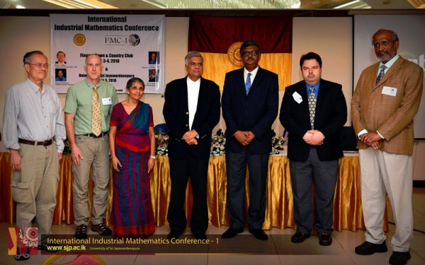 International Industrial Mathematics Conference 2016