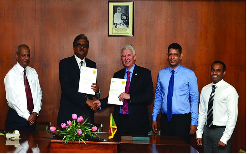 MOU with CISI