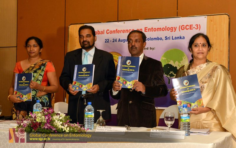 Global Entomology conference 2016