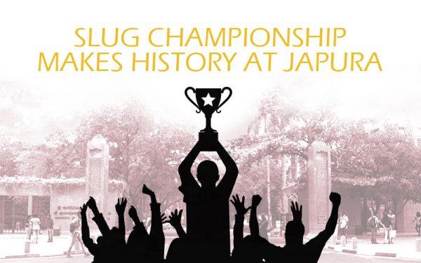 The SLUG Championship makes history at Japura