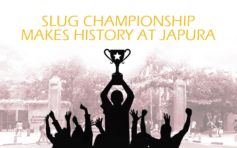 The SLUG Championship makes history at Japura
