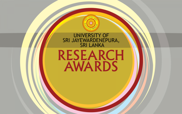 153 academics to be awarded at the Research Awards Ceremony 2016