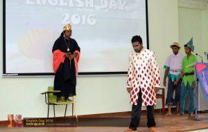 English Day 2016