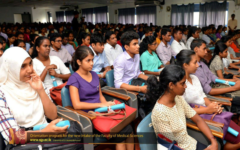 Orientation of Faculty of Medical Sciences