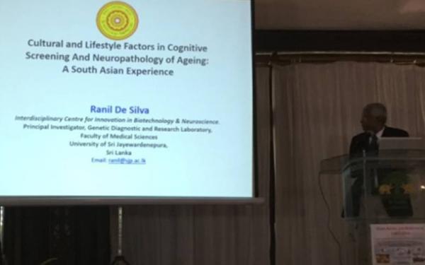 Prof Ranil De Silva