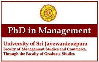 PhD-Management