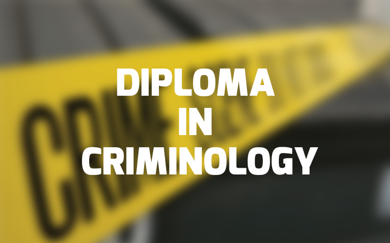 Diploma In Criminology