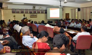 12th Research session