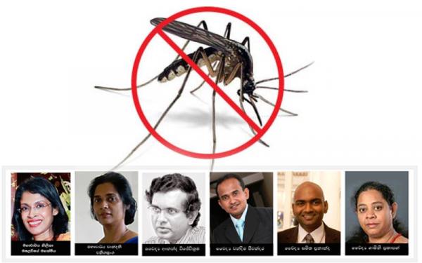 Dengue news paper article