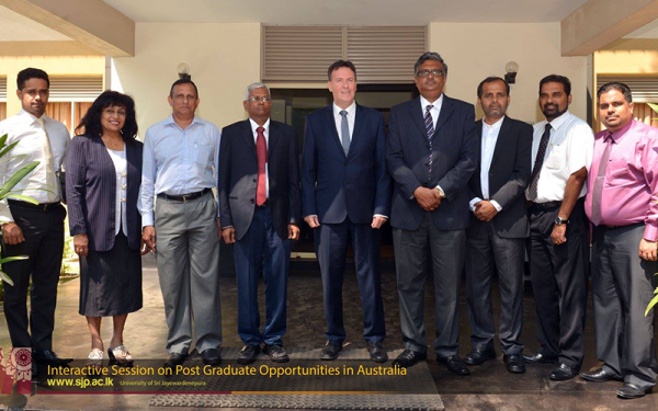 Interactive Session on Post Graduate Opportunities in Australia
