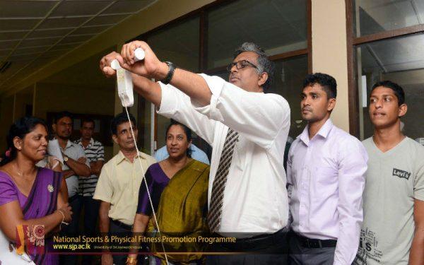 Sport and Fitness program (