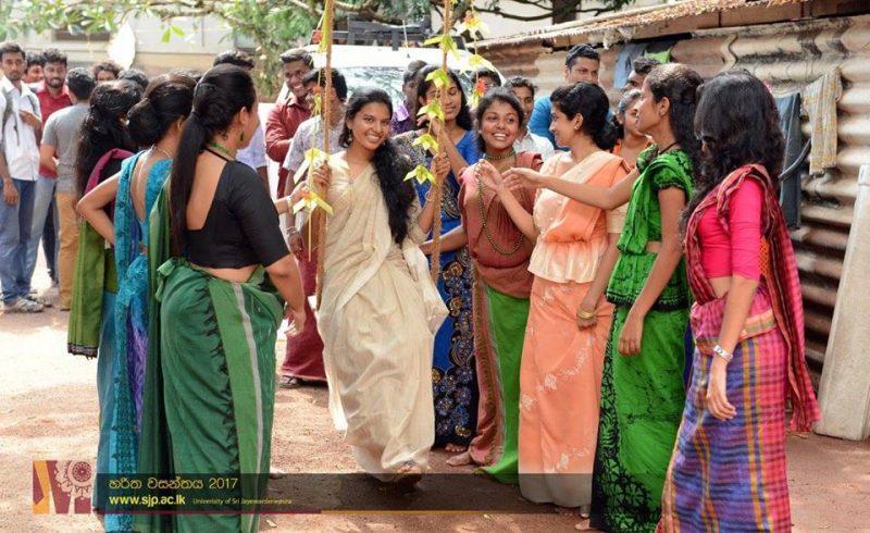 Haritha wasanthaya new year