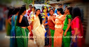 Prepare and Rejuvenate for the Sinhala and Tamil New Year 1