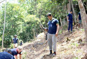 Reforestration of Yagirala