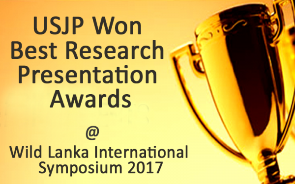 Wild Lanka International Symposium 2017