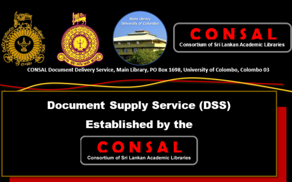 Consal Document Delivery Service