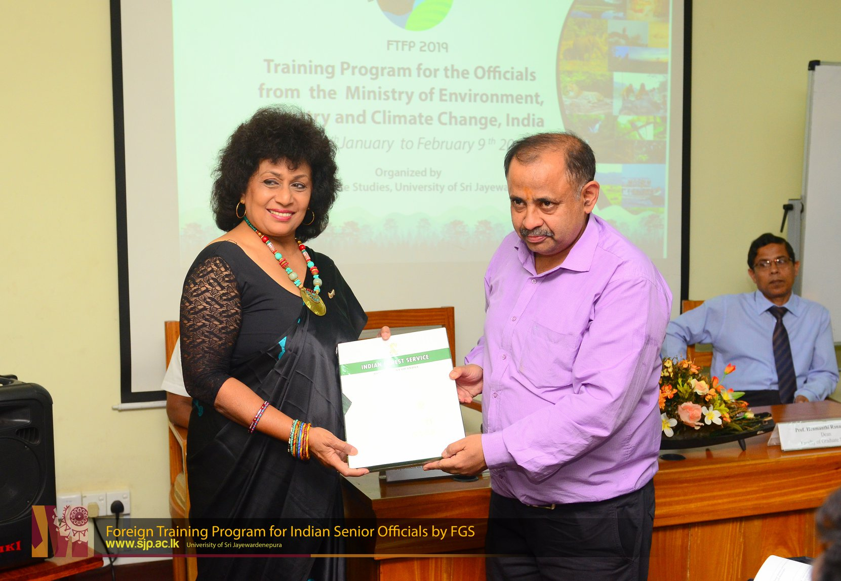 Foreign Training Program for Indian Senior Officials by FGS (6