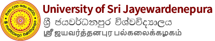 University of Sri Jayewardenepura, Sri Lanka