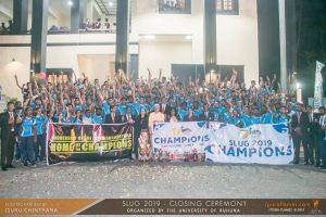 Japura home of the Champions - SLUG 2019