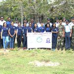 Tree Planting and Environmental Cleaning Project - USJP