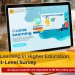 Survey of Online Learning in Higher Education in Sri Lanka